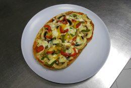 Bruschetta Composee Vegetarienne